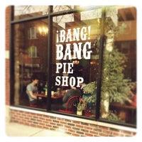 Das Foto wurde bei Bang Bang Pie Shop von Eric P. am 12/23/2012 aufgenommen