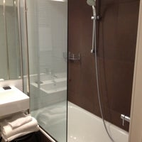 Photo taken at Mod 05 Living Hotel Castelnuovo del Garda by Fabrizio M. on 8/18/2013