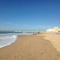 Photo taken at La Victoria Beach by Nacho C. on 12/24/2012
