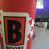 Photo taken at BIGGBY COFFEE by Ashley W. on 2/1/2013