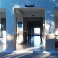 Photo taken at Edificio A UDB by Carlos R. on 11/14/2012