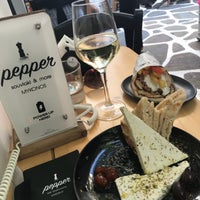 Photo taken at pepper by Amapola S. on 8/29/2018