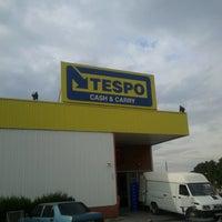 Photo taken at Tespo Cash&Carry by Harun O. on 3/9/2013