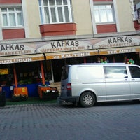 Photo taken at Kafkas Market 2 Esenyurt İnonu Mah. by Fatih A. on 12/5/2013