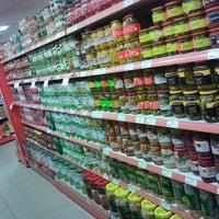 Photo taken at Onur Market Yenibosna by Fatih A. on 1/23/2014