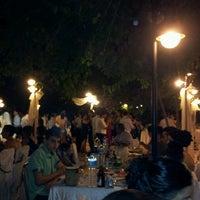 Photo taken at Yeni Bahar Restaurant by Burcu G. on 8/3/2013