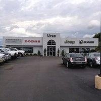 Photo taken at Urse Dodge Chrysler Jeep Ram by Richard Z. on 7/7/2013