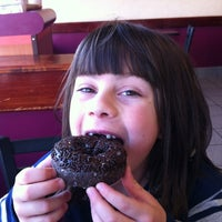 Photo taken at Dunkin' Donuts by Emily M. on 11/12/2012