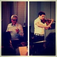 Photo taken at Istituto Superiore Di Studi Musicali G. B. Pergolesi by Michele S. on 5/9/2013