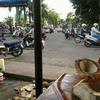 Photo taken at Alun-Alun Lubuk Linggau by Anjar W. on 4/13/2013