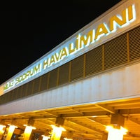 8/18/2013 tarihinde Bora A.ziyaretçi tarafından Milas Bodrum Havalimanı (BJV)'de çekilen fotoğraf