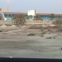 Photo taken at Airport Garden by Khawla on 8/28/2013