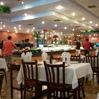 Photo taken at Paulista Grill Churrasqueria by sebastian m. on 11/21/2012