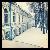 Photo taken at School of International Relations SPBU by Vlad K. on 12/1/2012