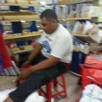 Photo taken at Post Office Klang by Syahrul I. on 4/28/2013