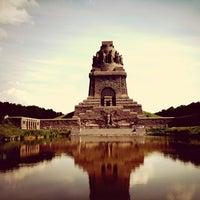 Das Foto wurde bei Völkerschlachtdenkmal von Johannes H. am 8/30/2013 aufgenommen