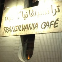 Photo taken at Transilvania Restaurant & Café by Wees H. on 11/19/2012