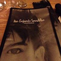 Photo taken at Les Enfants Terribles Brasserie by Jeremy F. on 9/18/2013