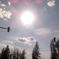 "Photo taken at Троицк. Микрорайон ""К"" by Артем П. on 7/29/2014"