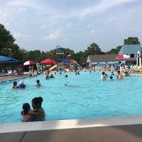 Photo taken at Upton Hill Regional Park by Carolina D. on 7/20/2017