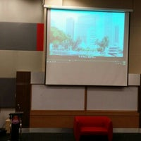 Photo taken at Dewan Kuliah Tok Puan Sungai Ujong 1 by Farah A. on 8/21/2015