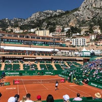 Photo taken at Monte-Carlo Country Club by Olya on 4/16/2017