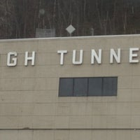 Photo taken at Lehigh Tunnel by Jessica A. on 1/15/2013