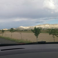 Photo taken at Nevşehir Kayseri Yolu by Seçkin on 6/20/2018