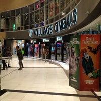 Photo taken at Village World Cinemas by Myrto . on 12/12/2012
