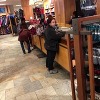 Photo taken at Eddie Bauer by Jonathan J. on 11/24/2012