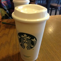 Photo taken at Starbucks by Annette R. on 1/10/2013