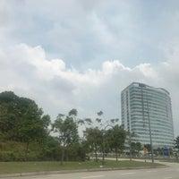 Photo taken at Lembaga Hasil Dalam Negeri (LHDN) by Haikal H. on 7/19/2017
