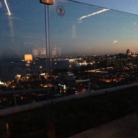 Photo taken at Summit Bar & Terrace by Yunus H. on 6/23/2014
