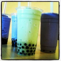 Photo taken at Chewy Boba Company by Jalaine N. on 3/25/2013