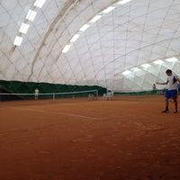 Photo taken at Lawn Tennis Club by Сергей on 1/19/2014