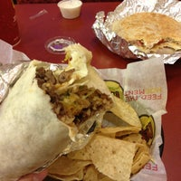 Photo taken at Moe's Southwest Grill by Jacob H. on 1/9/2013