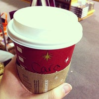 Photo taken at Starbucks by Cara L. on 12/17/2012