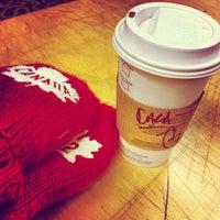 Photo taken at Starbucks by Cara L. on 2/7/2013