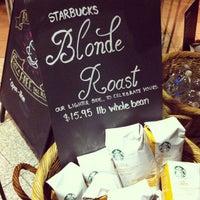 Photo taken at Starbucks by Cara L. on 1/10/2013