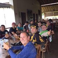 Photo taken at Restaurante Tupi - Sabores da Fazenda by Ericson H. on 4/3/2016