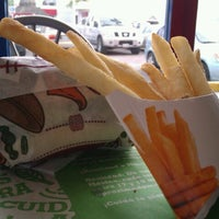 Photo taken at Burger King by Jonathan Rafael G. on 11/20/2012