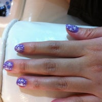 Photo taken at The Nail Nail by Shirley T. on 10/29/2011
