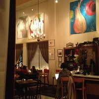 Photo taken at Cafe Divine by Todd S. on 12/31/2012