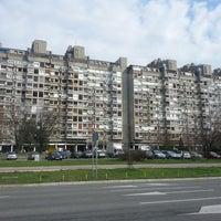 Photo taken at Blok 23 by Marija Z. on 2/28/2014