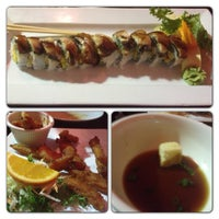 Photo taken at Sake Thai and Sushi by Kerry V. on 1/23/2013