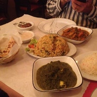 Photo taken at Bombay Grill House by Kerry V. on 1/30/2014