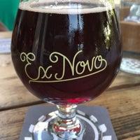 Foto tomada en Ex Novo Brewing por Amber G. el 7/16/2017