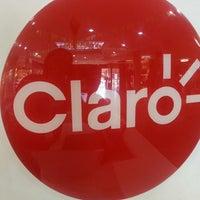 Photo taken at Quiosque CLARO - Palmas Shopping by Suellen G. on 6/25/2014