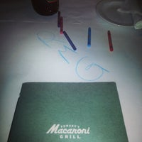 Photo taken at Romano's Macaroni Grill by Ra8i_o on 4/13/2013
