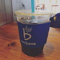 Photo taken at Caffé bene by Young Jun K.❄️ on 6/3/2016